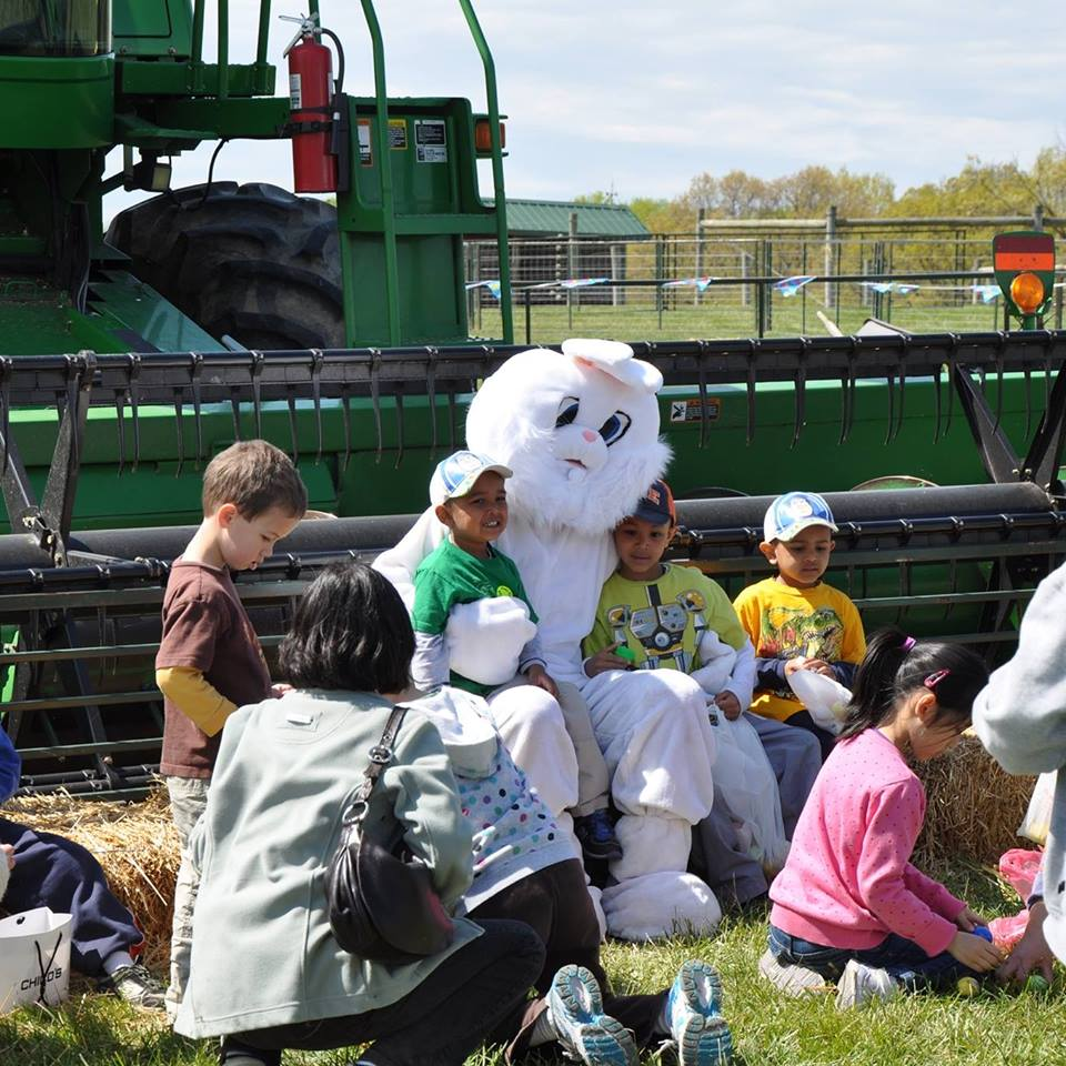 Petting Farm Easter