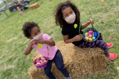 Easter-baskets-and-two-girls