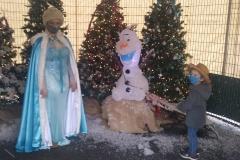 Elsa-in-Snow-globe