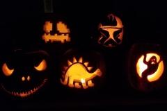 Trail-pumpkins-carved
