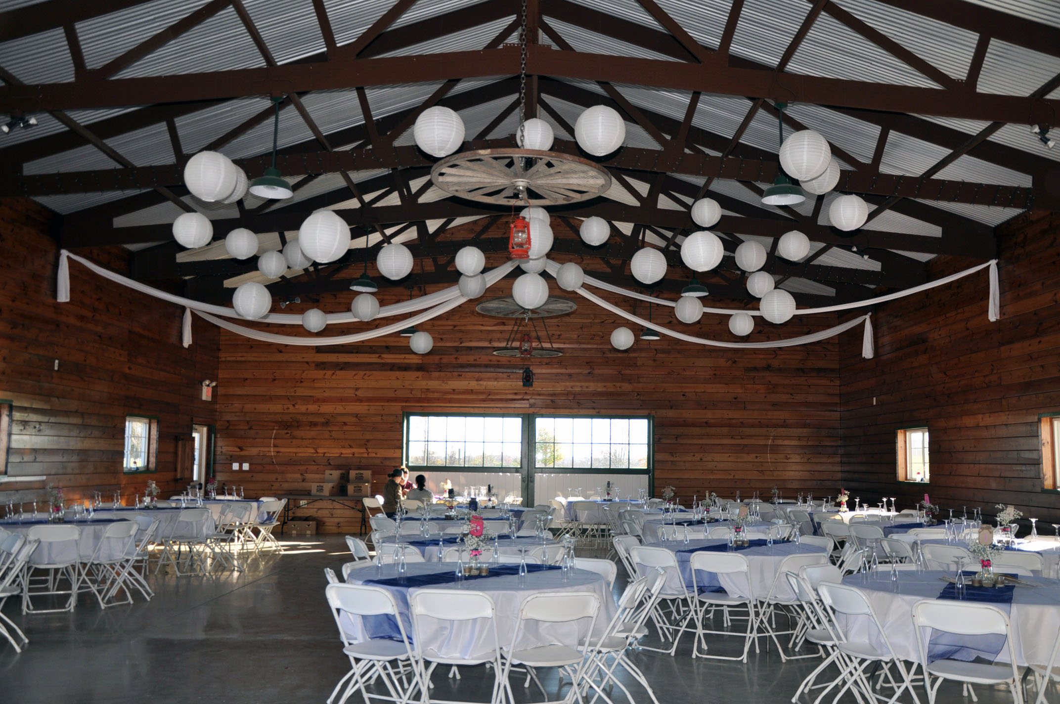 Rustic Farm Wedding Venue