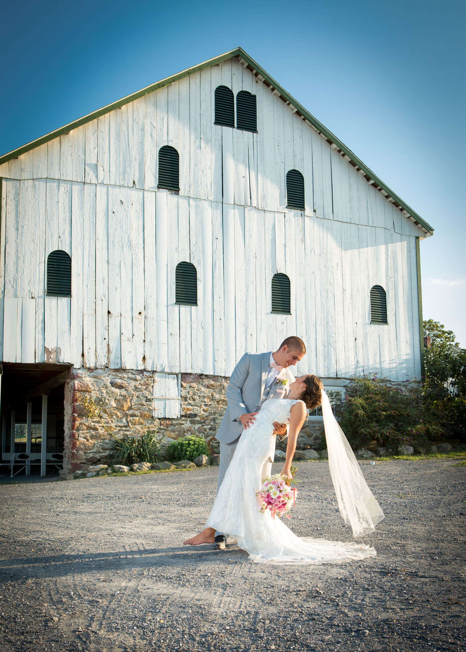 Rustic Barn Photo Op