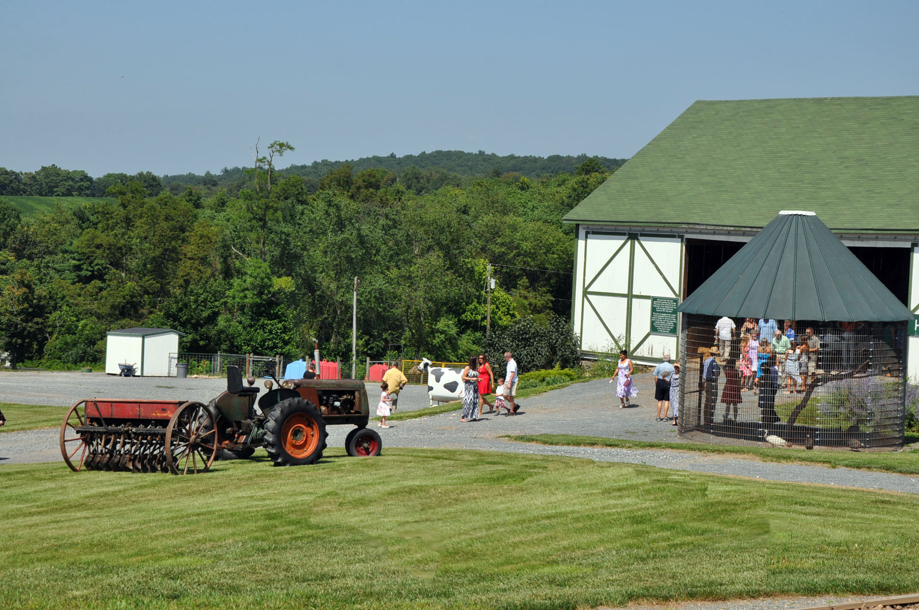 Weddings Green Meadows Petting Farm