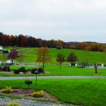 farm view Green Meadows